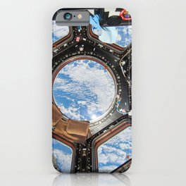ISS Cupola module #3 iPhone Case
