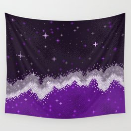 Ace Pride Flag Galaxy Wall Tapestry