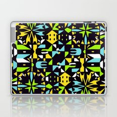 Square 3 color option 2  Laptop & iPad Skin