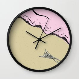 Chilled Death Wall Clock