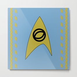 Star Trek - McCoy Metal Print