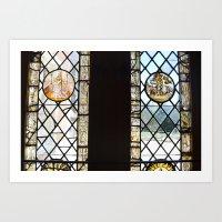 Château du Clos Lucé Art Print