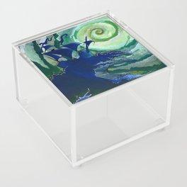 Rage Against Poseidon Acrylic Box
