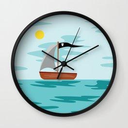 Graphics #66 Wall Clock