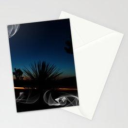 Desert Smoke Stationery Cards