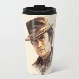 Clint Eastwood tribute Travel Mug
