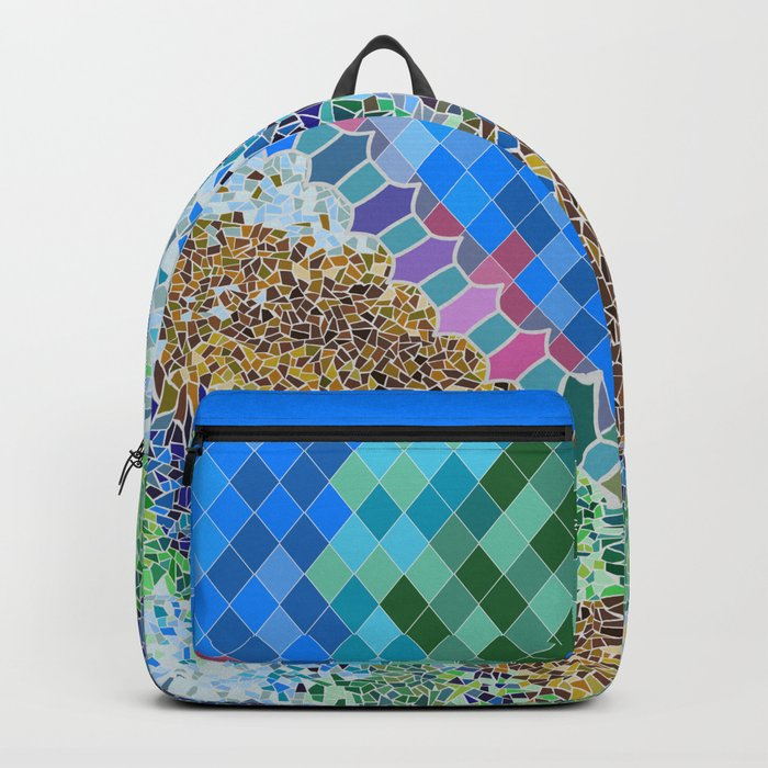 INSPIRED BY GAUDI Backpack