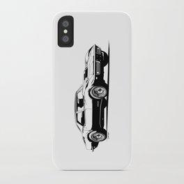 A. M. 7 iPhone Case