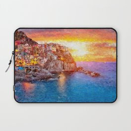 Artwork - Manarola Laptop Sleeve