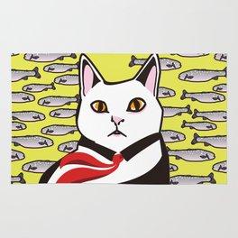 cat&fish Rug