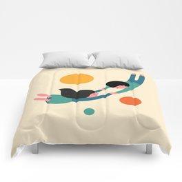 Won't Let Go Comforters