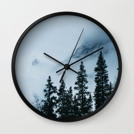 Mount Lawrence Grassi Wall Clock