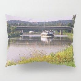 canal boatman Pillow Sham