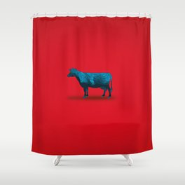 Holy Cow...  Shower Curtain