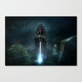 The SoulTaker Canvas Print