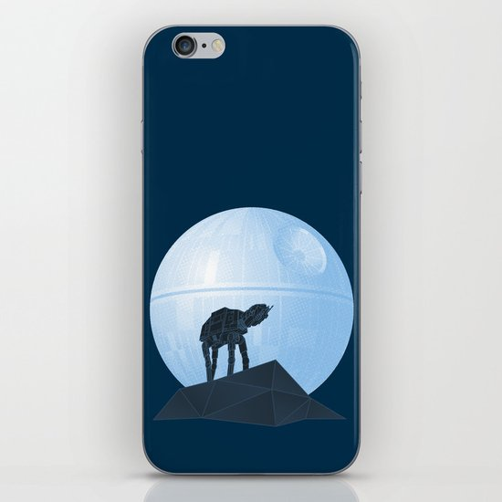Howl at at the Moon iPhone & iPod Skin