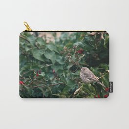Lovely Lady Bird Carry-All Pouch
