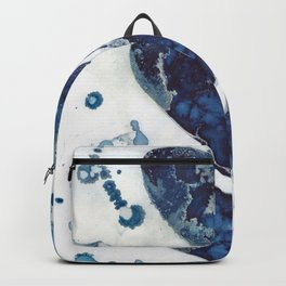 Three hearts are better than two. Backpack