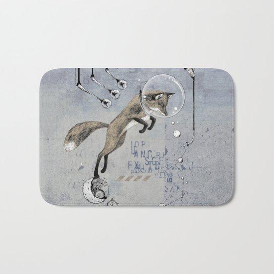 Relativity Fox Trot Bath Mat