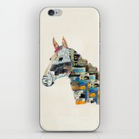 mod iPhone & iPod Skins featuring the mod horse by bri.b