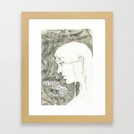 good people. Framed Art Print
