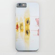 always looking, always learning iPhone 6s Slim Case