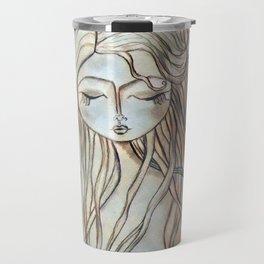 Dreamer girl Travel Mug