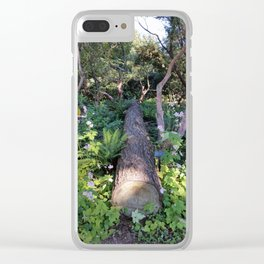 A bridge to the otherlands Clear iPhone Case
