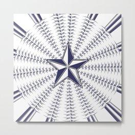 Nautical 4 Metal Print