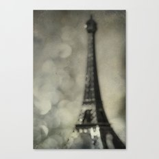 To Paris, With Love Canvas Print