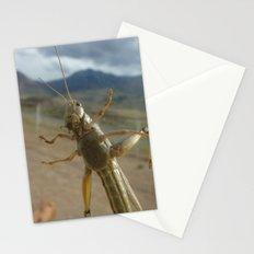 Gardner Grasshopper Stationery Cards