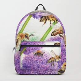 Bee Cat Backpack