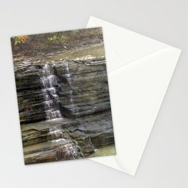 Trickling Falls Stationery Cards