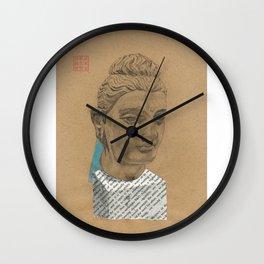 Head of Buddha Wall Clock