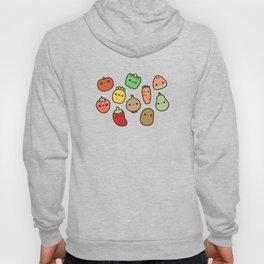 Cute fruit and veg Hoody