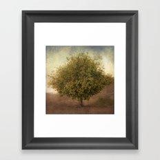 Whimsical Tree Framed Art Print