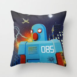 Malfunction 85 Throw Pillow