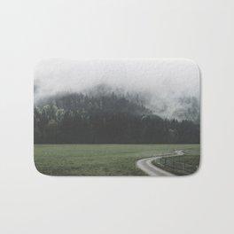 road - Landscape Photography Bath Mat