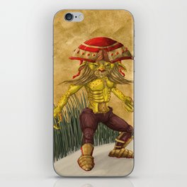 RedCap iPhone Skin