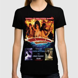Vixen Highway 2006: It Came from Uranus! (2010)'. – Movie Poster T-shirt