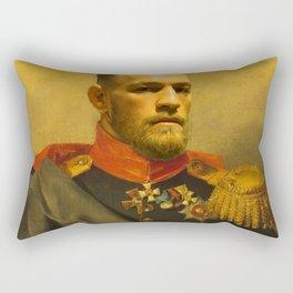 Conor McGregor Classical Painting Rectangular Pillow