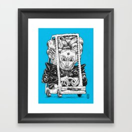 Cruzin Framed Art Print