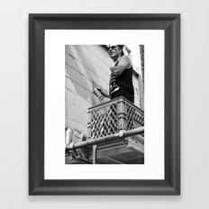 Graff 2 Framed Art Print