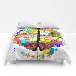 Human Brain Comforters