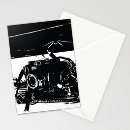 Camera mantel Stationery Cards