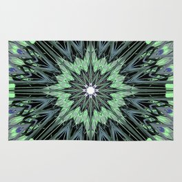WAY TRIPPY/Leaves Of Grass Rug