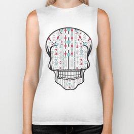 Skull #1 Biker Tank