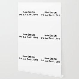 bohémien de la banlieue Wallpaper