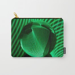 Green in the glass ball Carry-All Pouch