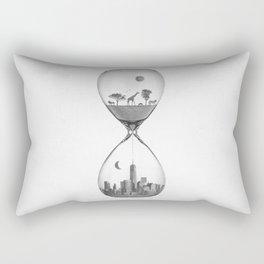 THE EVOLUTION OF THE WORLD Rectangular Pillow